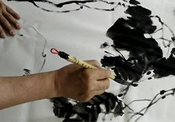 사군자, 수묵화 강좌'세상을 화폭에'